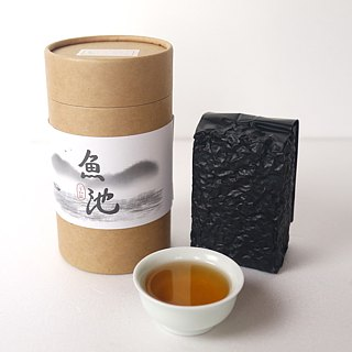 Pure Chicha Tea - Taiwan Yuchi 18th Black Tea - 40g Loose Tea │ One Hand Private World Black Tea