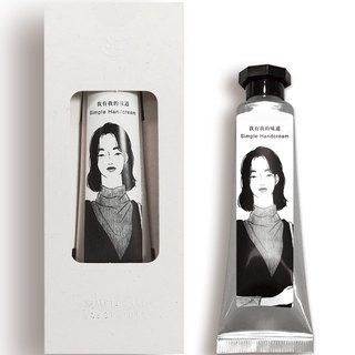 SLL Simple Handcream Hand Cream X Twelve yearning - Outlook (Rose Provence)
