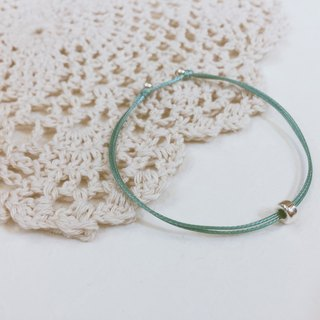 Charlene💕 traction bracelet 💕 - jewelry size S, M, L, this page M + green water thin line