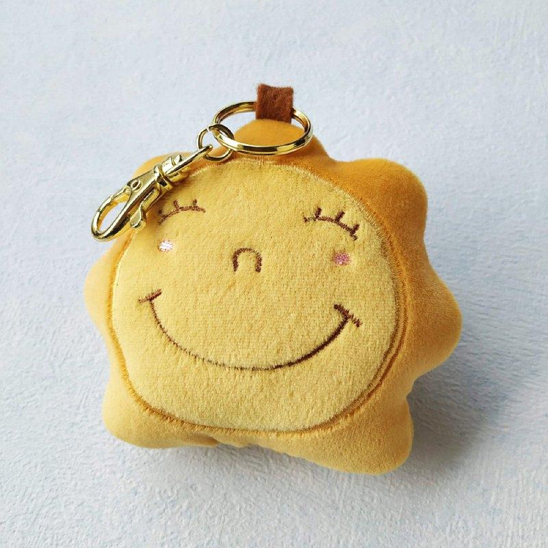 小吊飾/鑰匙圈 - 我的小太陽  畢業禮物