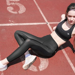 【SUPERACE】WOMEN'S COMPRESSION TIGHTS 2.0 / BLACK