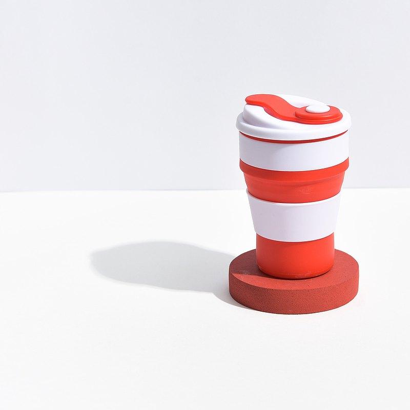 可折疊矽膠玻璃-SUNDAY CUP