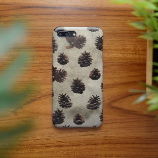 pattern Pine cones iphone case สำหรับ iphone7 iphone 8, iphone 8 plus ,iphone x