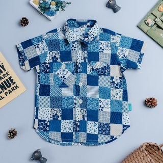 And style shirts hand made non-toxic children's shirts Japan