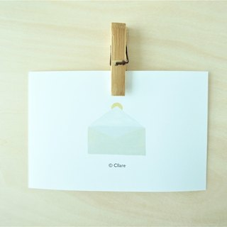 A Letter Postcard/Card