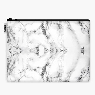 SpaceSuit - Document Pouch - Marble BLCK