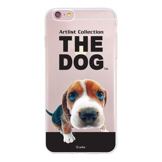 The Dog Big Dog Authorized - TPU Mobile Shell, AJ01
