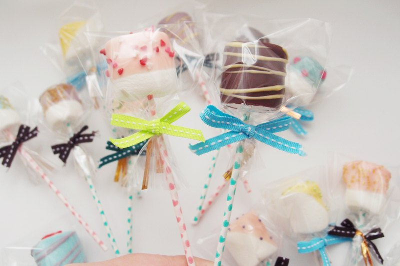 Hand made cute lollipop candy bar Plus purchase area (not pick models)