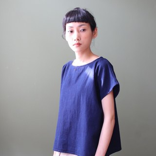 Omake Remake wide version with shoulder neck embroidered plaque tops