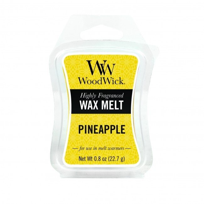 WoodWick-Mini Wax Melts 1oz-Pineapple