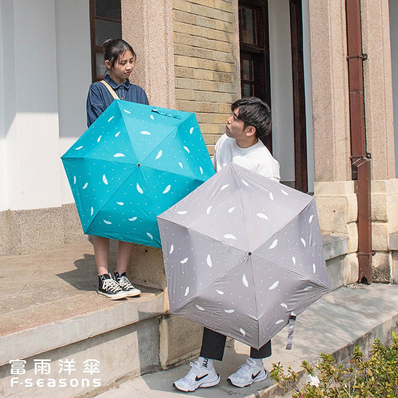 (IF18-1)羽毛輕量自動傘