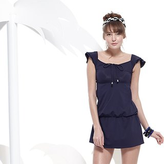 MIT two-piece dress swimsuit