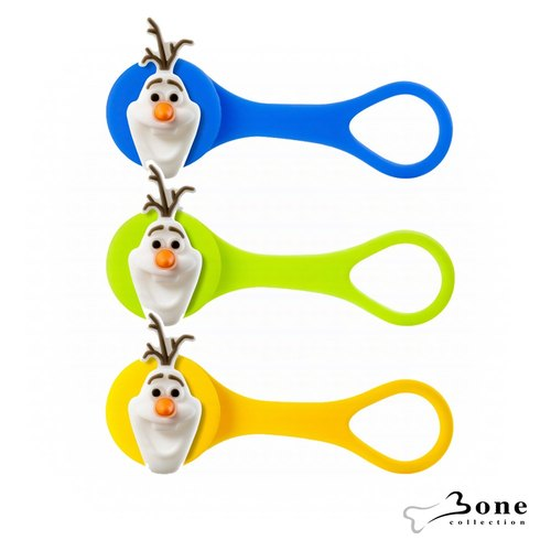 Q Cord Ties Funny Q Harness - Snow Po