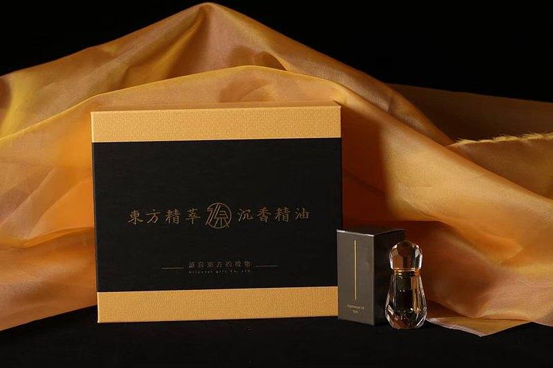 100% 純沉香精油 1ml  沉香精油禮盒 - 自用送禮兩相宜