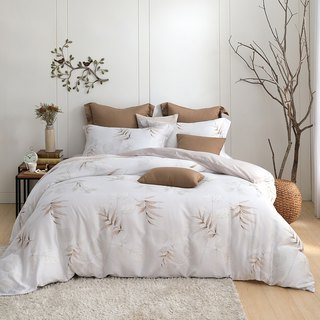 The words of the beginning of the heart - Tencel dual purpose bedding package four pieces [40 100% lyocell] exclusive design models