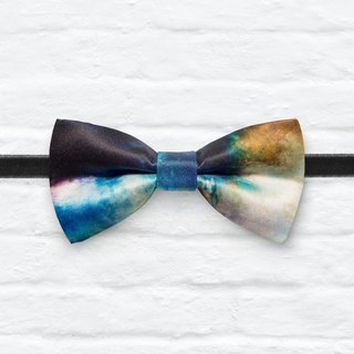 Style 0282 Modern Boys Bowtie, Toddler Bowtie Toddler Bow tie, Groomsmen bow tie, Pre Tied and Adjustable Novioshk