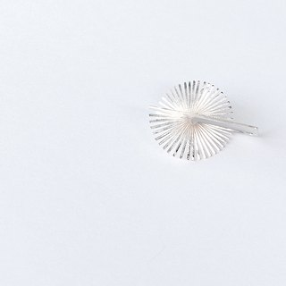 Three-dimensional Geometric series | Infinite Lines 925 Sterling silver ring | Contemporary jewellery