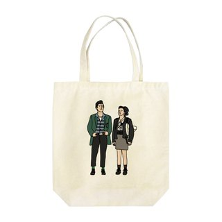 Jun & Mitsuko Tote Bag