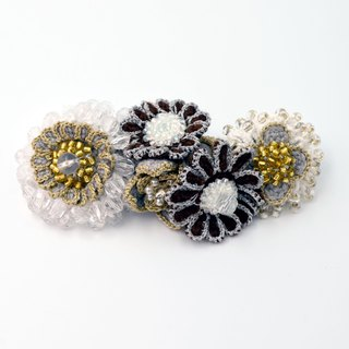 Japan Japan Minami Handmade Hungry Daisy Small Flower Bud Hair Clip