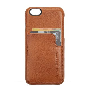 HUNTER AND FOX iPhone Plus Case_Tan / Camel