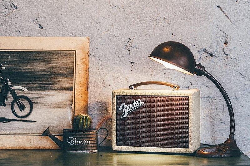 Fender The Indio 無線藍牙喇叭