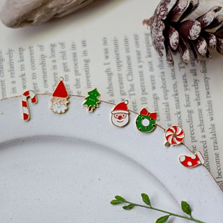 Christmas limited edition | hand made earrings three combined price