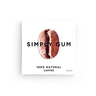 Simply Gum Simple Coffee Gum