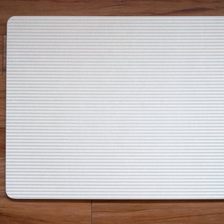 [UB straight into the dealer shop light and thin - beige] Japan made diatomaceous earth foot pad absorbent bath mat