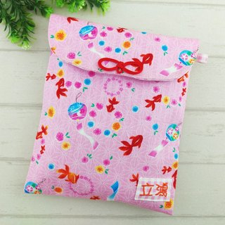 Optional cloth. Breeze diaper bag / clothes storage bag (free embroidered name)