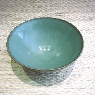 Xiaohong Cheng teacher hand-made blue bowl