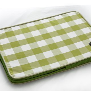Lifeapp Sleeping Pad Replacement Cloth --- S_W65xD45xH5cm (Green White) does not contain sleeping mats