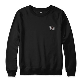 nice to MEAT you - cattle - black - neutral version University T