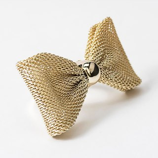Knot series - Bow Ring