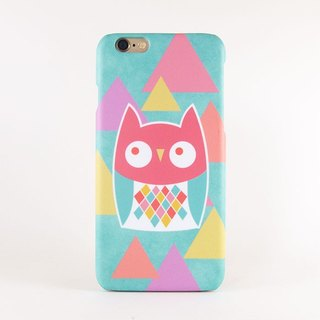 Sweet Owl iPhone case