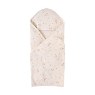 【SISSO organic cotton】 give you a small flower gauze towel