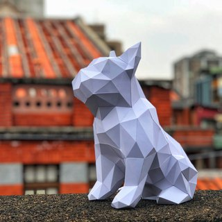 3D Paper Model _ Sit-and-Play Decorations_DIY Kits_ 手 作 组合