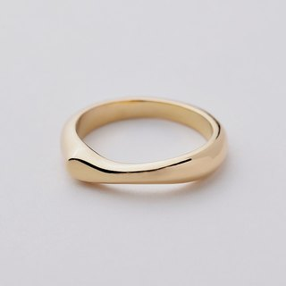 【10Kt Gold】Butter:ring