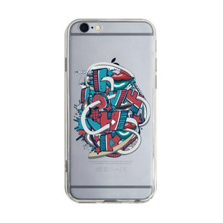 Graffiti - Samsung S5 S6 S7 note4 note5 iPhone 5 5s 6 6s 6 plus 7 7 plus ASUS HTC m9 Sony LG G4 G5 v10 phone shell mobile phone sets phone shell phone case
