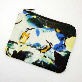 Zipper pouch / coin purse (padded) (ZS-260)