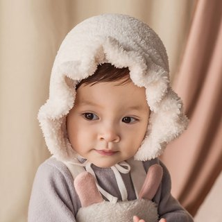 Happy Prince Korean Karan Lace Female Baby Hat