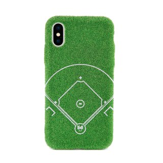 Shibaful Sport Dream Field for iPhone case スマホケース  野球場