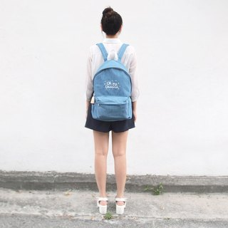 Dear My Universe Oh my little universe backpack - tannin