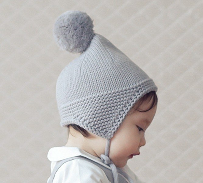 Happy Prince Harry Baby knit hat Made in Korea