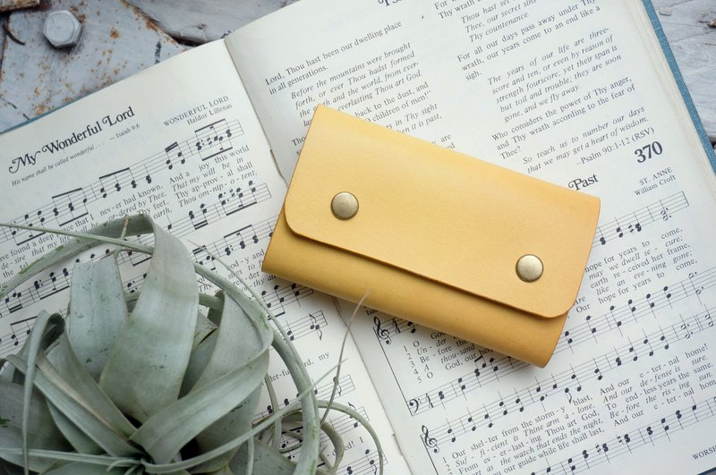 Yellow - The Burrito Sytle of Key Holder