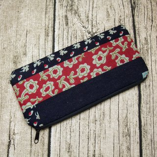 Large Zipper Pouch, Pencil Pouch, Gadget Bag, Cosmetic Bag (ZL-9)