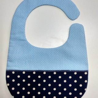 Little blue bibs births gift