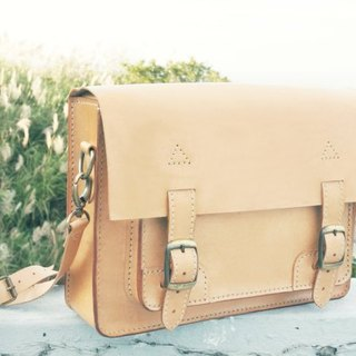 Handmade Genuine leather Cambridge satchels