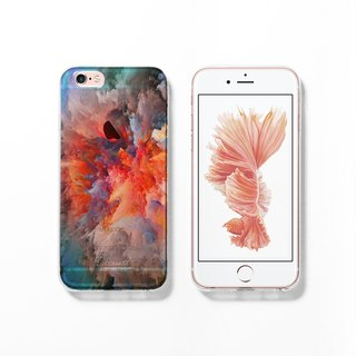 iPhone 6 case, Clear iPhone 6s case, Decouart original design C752