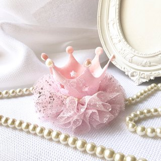 Bright bright lace crown / sweet powder