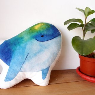 Fat Whale nap pillow